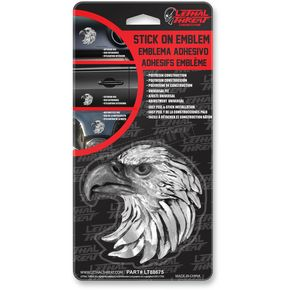 Lethal Threat Eagle Stick-On Emblem - LT88675