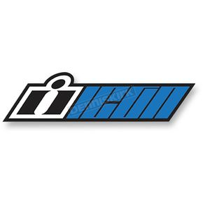 Icon Blue Double Up Slant 4 Pack Decals  - 4320-1552