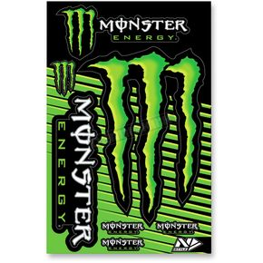 N-Style Universal Monster Sticker Kit - N30-1046