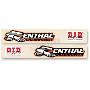 N-Style D.I.D./Renthal Swingarm Decal - N30-451