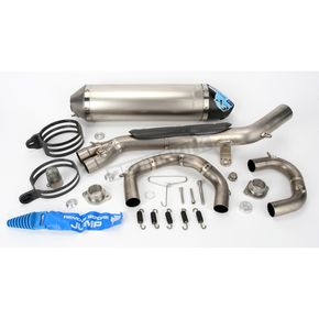Leo Vince X3 Motocross/Supermoto Classic Exhaust System - 3607