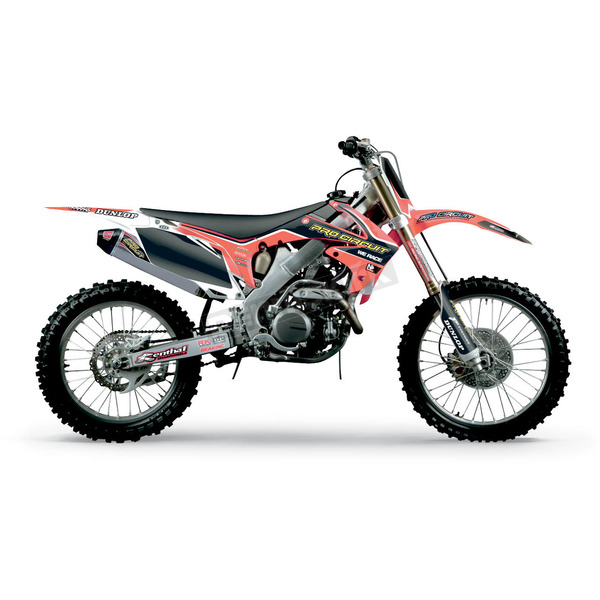 Pro Circuit Complete Graphic Kit w/Seat Cover - DH12250