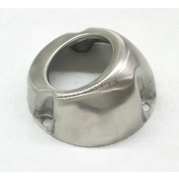Pro Circuit Stainless End Cap for 4 in. Canister - PC4000-0030