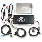 Rokker XT-P 500w 4-Channel Amplifier Kit - JAMP-500HC06S-GRP