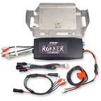 Rokker XT-P 500w 4-Channel Amplifier 2014 Harley StreetGlide w/Lower and Rear Speakers - JAMP-500HC14-SG