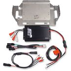 Performance Series 4-Channel 360w Amplifier for 2014 Harley StreetGlide w/Lower or Rear Speakers - JMAA-3600HC14-S