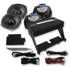 Generation 3 Front and Rear Speaker Kit w/200 Watt Amplifier - NCA450U-AA