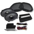 REV 200RG Kit AA Road Glide Amp/Speaker Kit - REV200RGKIT-AA
