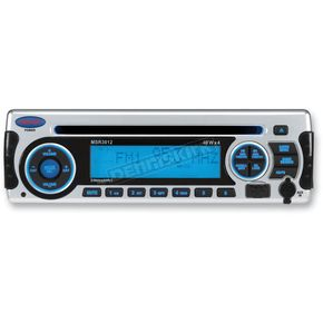 Jensen JMS3012 AM/FM/CD/USB/iPod®/Sirus XM® Satellite Radio Ready Stereo - MSR3012