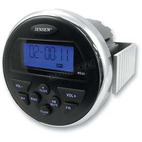 Jensen AM/FM/USB Compact Waterproof Stereo - MS30