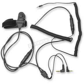 Midland GMRS Audio Accessory Kit for Midland Bluetooth Intercoms - BTA302