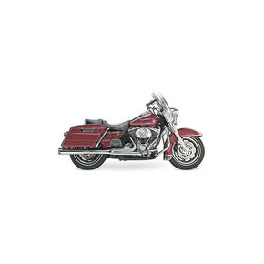 Supertrapp Chrome 2-into-1 Supermeg Exhaust System - 828-71576