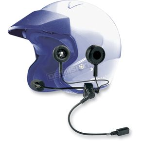 J&M Corporation Open Face Clamp-On Performance 279 Headset w/HO Mic - HS-BCD279-OF-HO