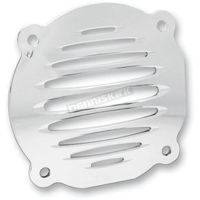 Arlen Ness Chrome Deep Cut Front Speaker Grilles - 03-900