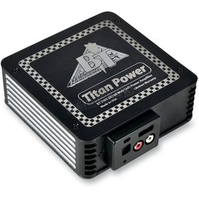 Biketronics Titan 2-Channel Audio Amplifier - BT2180