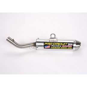 Pro Circuit 304 Factory Sound Silencer - SS02125-SE