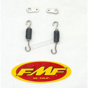 TI-4 Repl. Spring and Clips - 040186