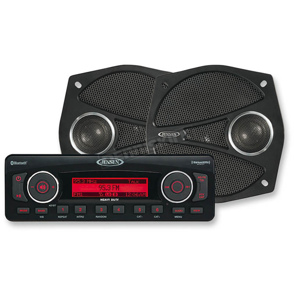 Jensen Hi Performance HD1BT Stereo/Speaker Kit - HD1BT650
