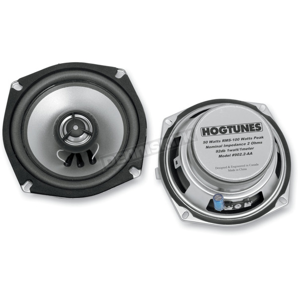 Hogtunes 2 Ohm Front Speakers - 902.2-AA