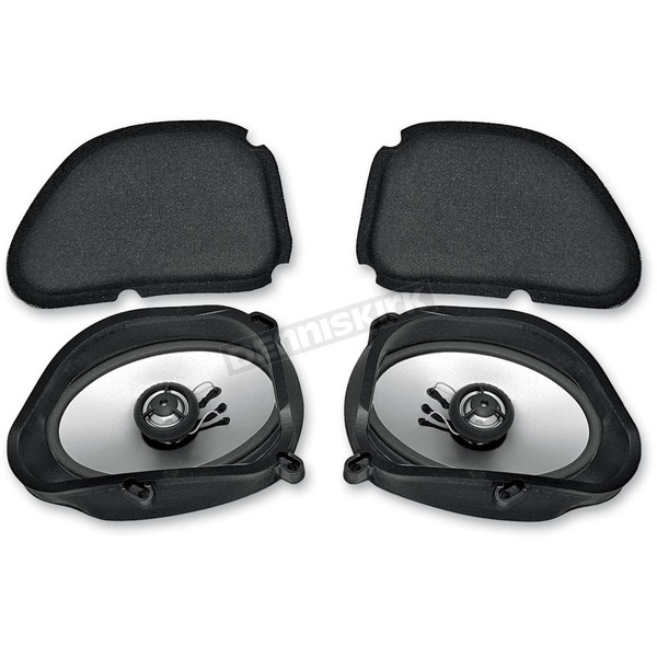Hogtunes Front Speakers - 572.2-AA