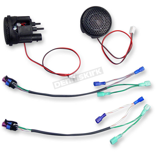 J&M Corporation Rokker Tweeter Kit - HTWT-1025-CRF