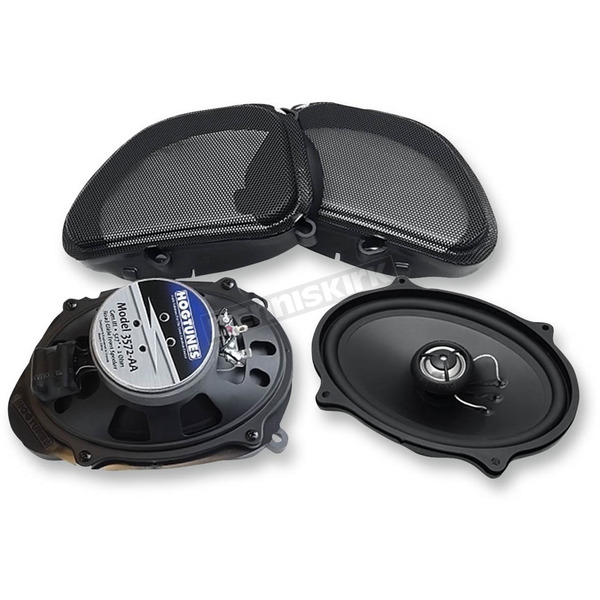Hogtunes 5 in. X 7 in. Generation 3 Front Speakers - 3572-AA
