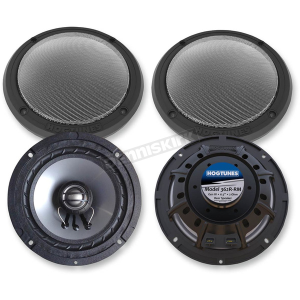 Hogtunes Replacement 6.5 in. Gen 3 Rear Speakers - 362RRM