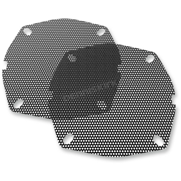 Hogtunes Black Replacement Speaker Grills - SGFGRILLAA