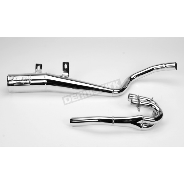 DG Krome Power 4 Stroke ATV Muffler - 26-2112