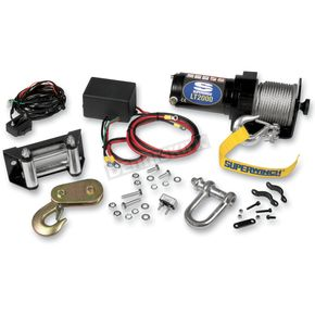 Superwinch LT2000 ATV Winch with Wire Rope - 1120210