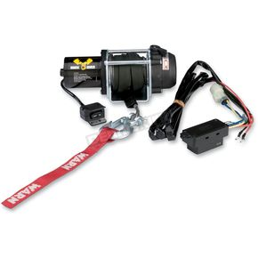 Moose 1700 lb. Winch with Synthetic Rope - 45050332