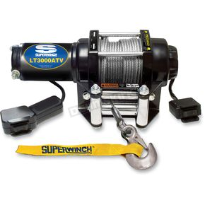 Superwinch LT3000ATV 3000LB Winch with Wire Rope - 1130220