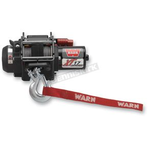 Warn XT17 Portable Winch w/ Controls on Winch - 85700