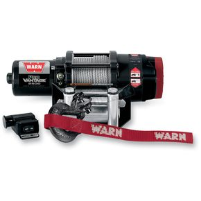 Warn ProVantage 2500 Winch w/ Wire Rope - 90250