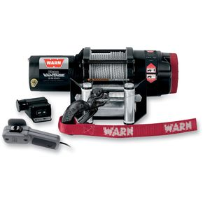 Warn ProVantage 3500 Winch w/ Wire Rope - 90350