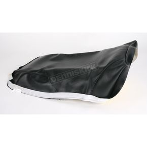 Saddlemen Black ATV Seat Cover - AM122