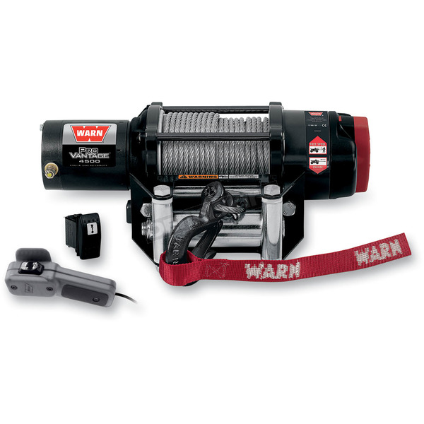 Warn ProVantage 4500 Winch w/ Wire Rope - 90450