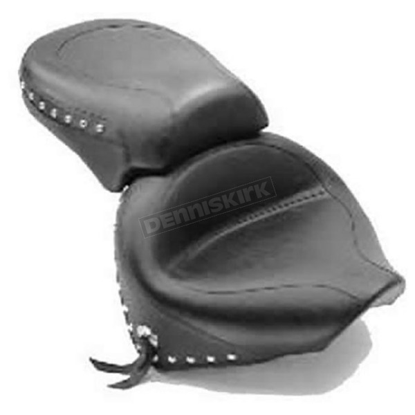 Mustang Seats Wide Two-Piece Studded Seat - 75910