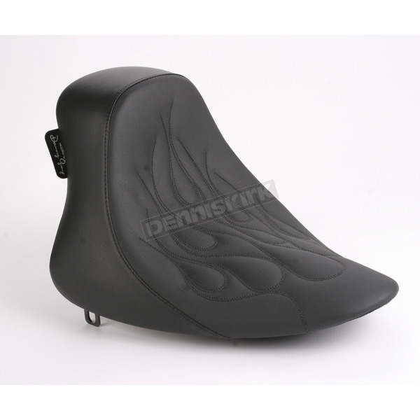 Danny Gray 13 1/2 in. Wide SpeedCradle Flame Stitch Solo Seat - 19-314F
