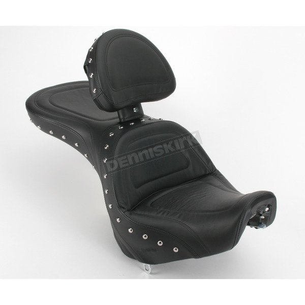 Saddlemen Explorer Special Seat w/Backrest - 8202J