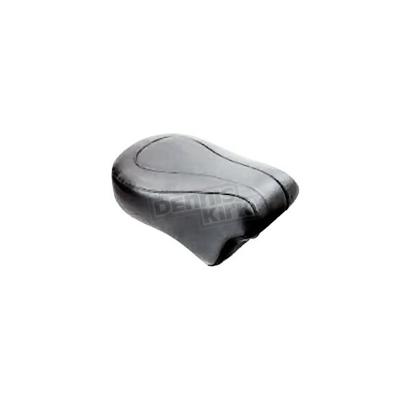 Mustang Seats 9 in. Wide Vintage Style Pillion Pad - 75755