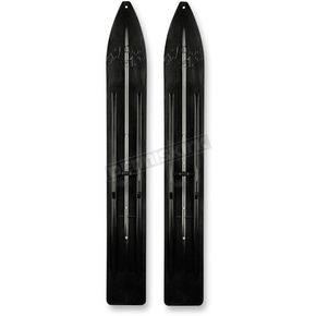 Slydog Skis Black Trail Skis - 04-201