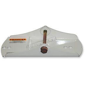 SLP White Mounting Shoe for Powder Pro, Tri-Keel, Tri-Keel II, Ultra-Lite SLT and MoHawk Skis - 35-395