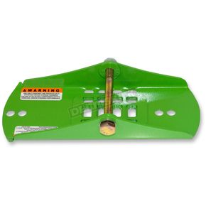 SLP Green Ski Mount Saddle - 35-386