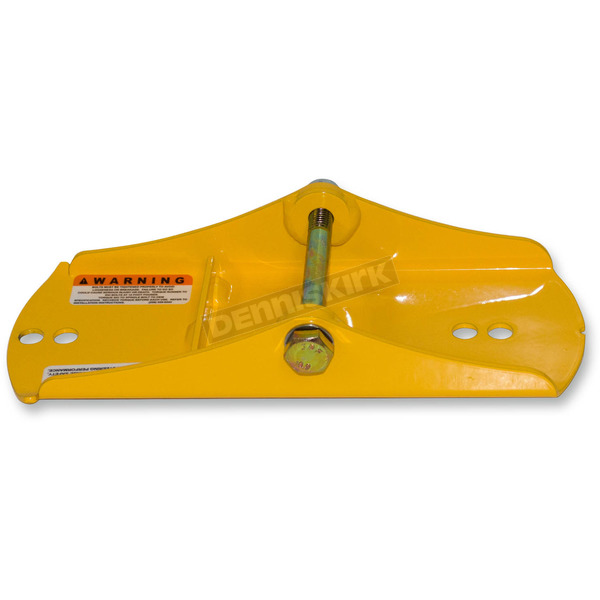 SLP Yellow Mounting Shoe for Powder Pro, Tri-Keel, Tri-Keel II, Ultra-Lite SLT and MoHawk Skis - 35-353