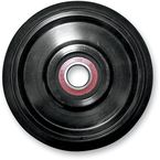 Black Idler Wheel w/Bearing - 4702-0080