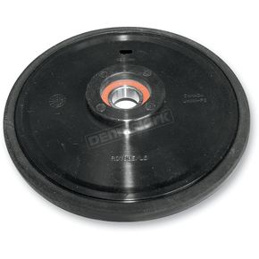 Parts Unlimited Black Idler Wheel w/Bearing - 4702-0082