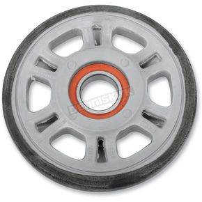 Parts Unlimited Silver Idler Wheel w/Bearing - 4702-0089