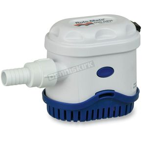 Rule Industries Rule Mate&reg 500 G.P.H. Bilge Pump - RM500A