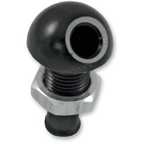 Blowsion 45 degree Black Bypass Fitting - 0403011